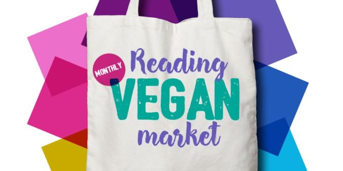 reading vegan market logo