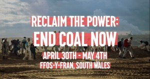 Reclaim the Power - End Coal Now image
