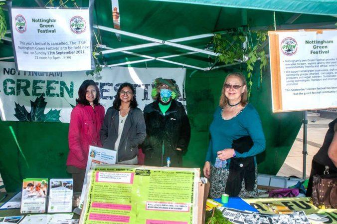 Green Festival at Sneinton Market