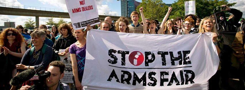 stop the arms fair image
