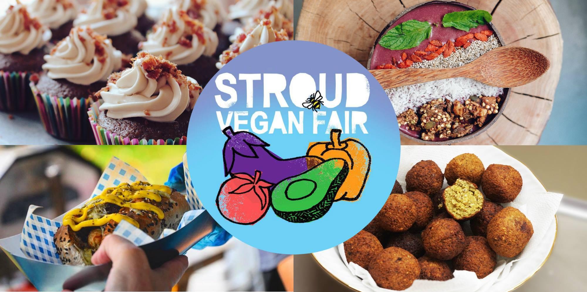 stroud Vegan Fair advert