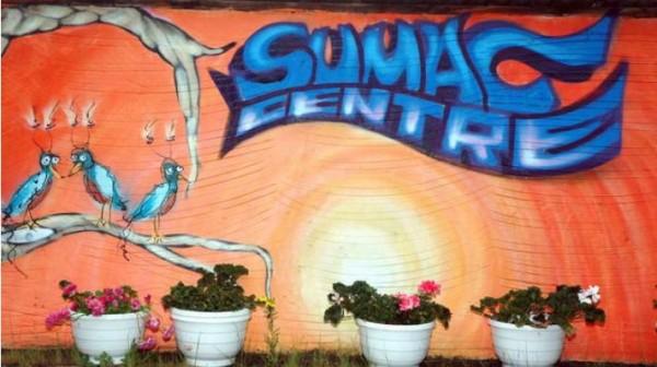 Sumac Centre Logo