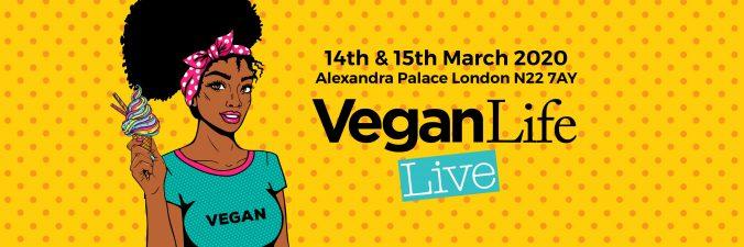 vegan life live image