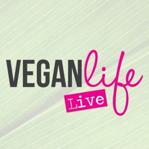 Vegan Life Live Logo