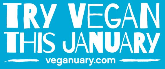 Try veganuary