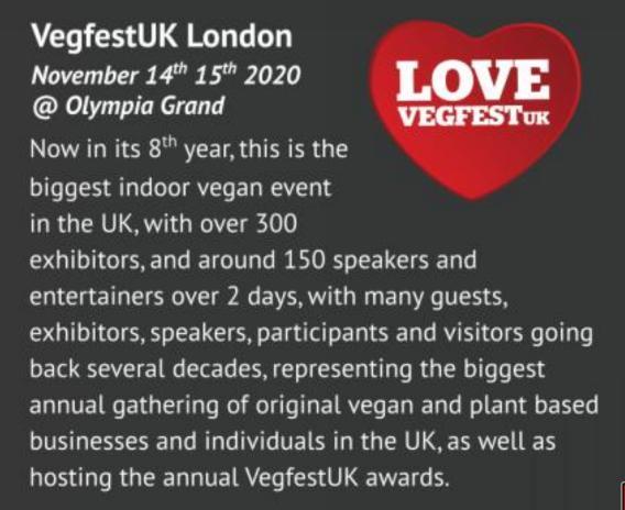 Veg Fest logo
