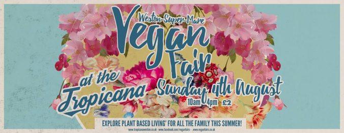 weston-super-mare vegan fair logo