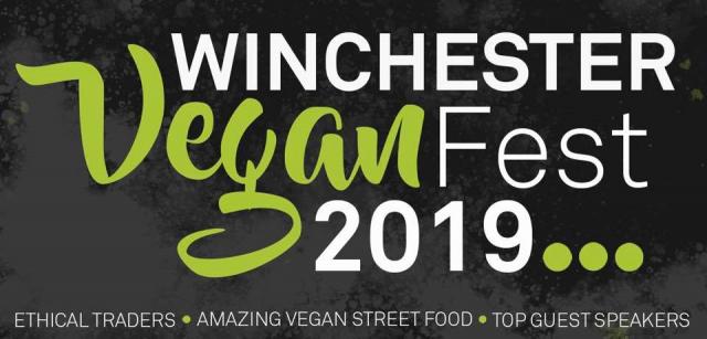 winchester vegan fest banner