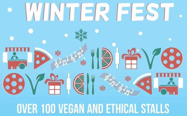 Logo for winterfest leeds
