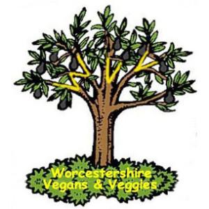 Worcester Veggies & Vegans logo