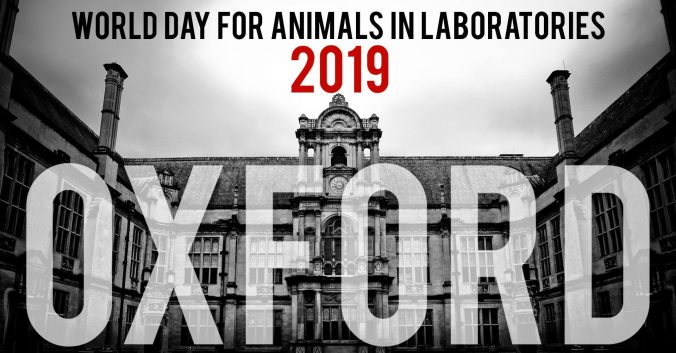 world day for animals in Laboratories logo